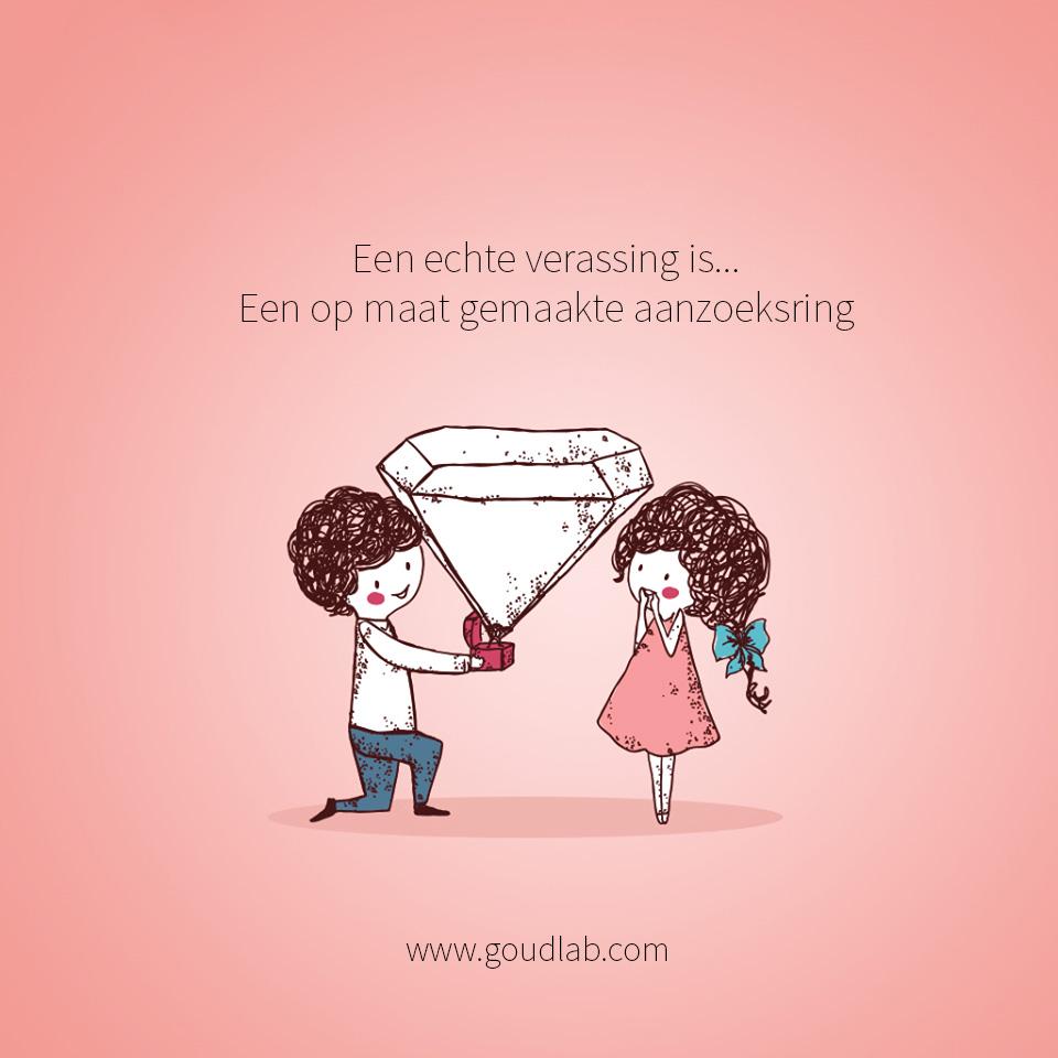 aanzoeksring, verlovingsring
